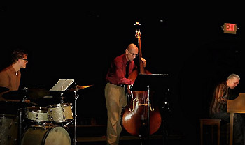 Wolfgang Seligo US Tour 2007, Chicago , Jazz Trio